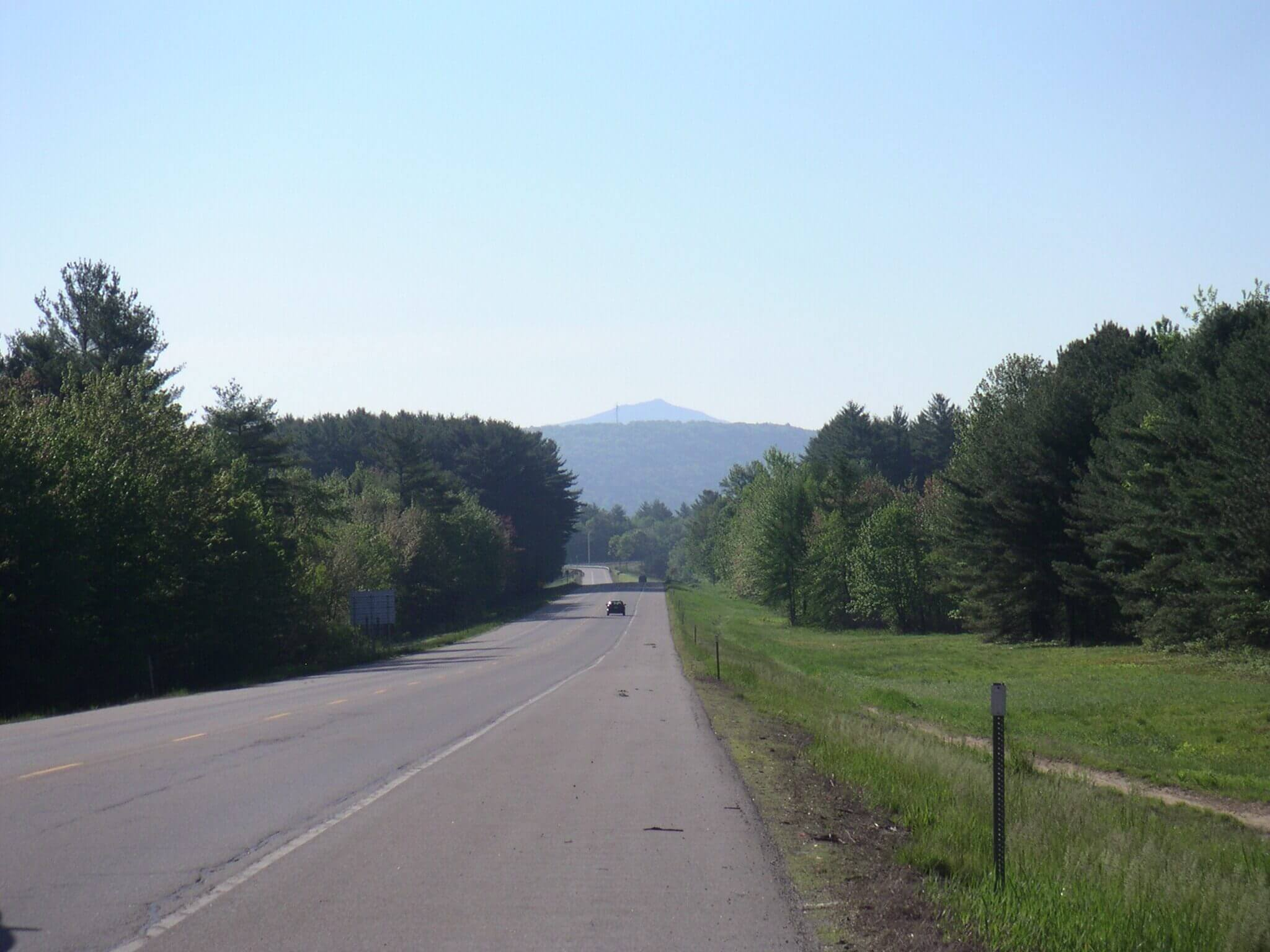 Mt Monadnock in the distance