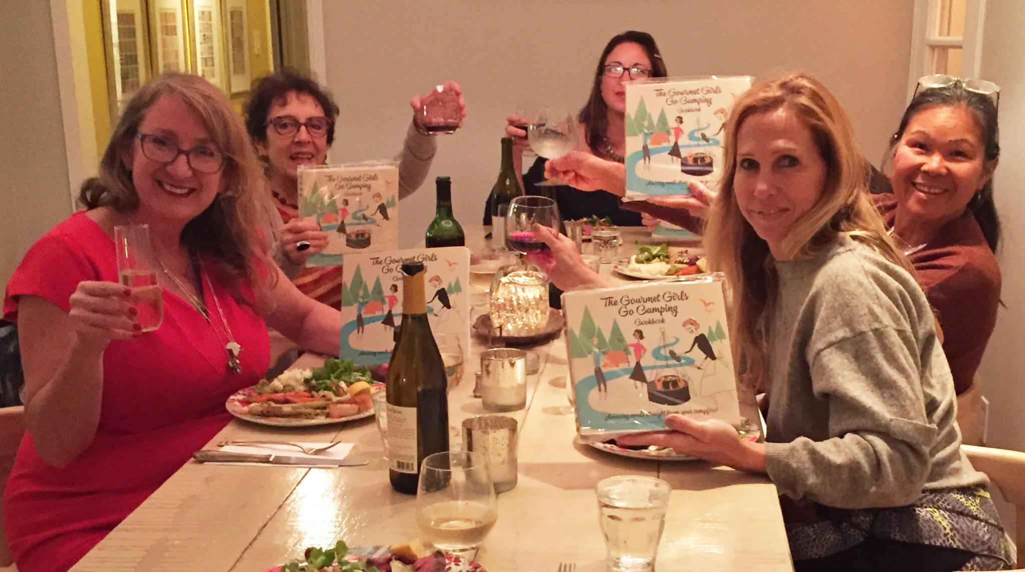 Gourmet Girls at Large