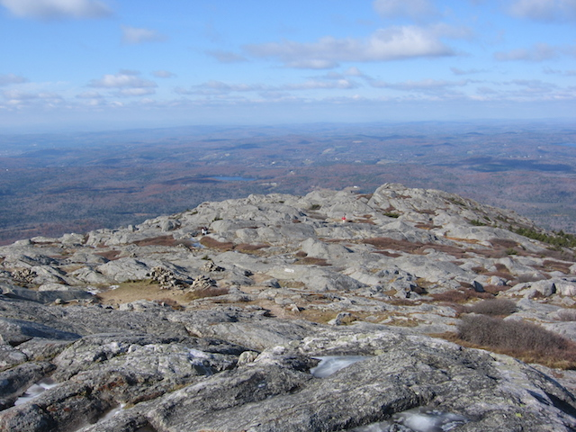 Mt Monadnock Summit