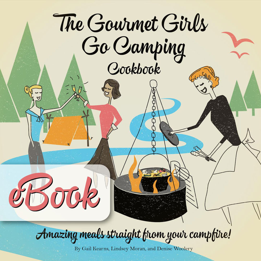 The Gourmet Girls Go Camping Cookbook eBook Download