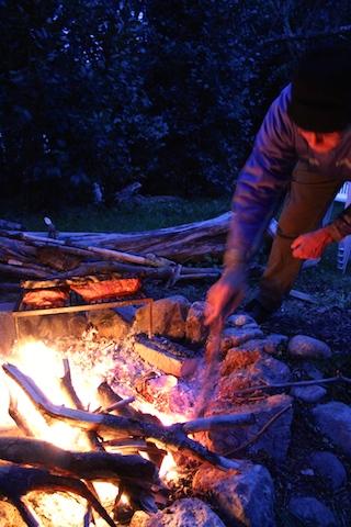 Tending Fire