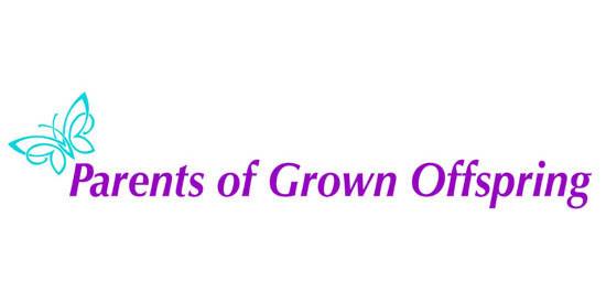 Parents of Grown Offspring Logo